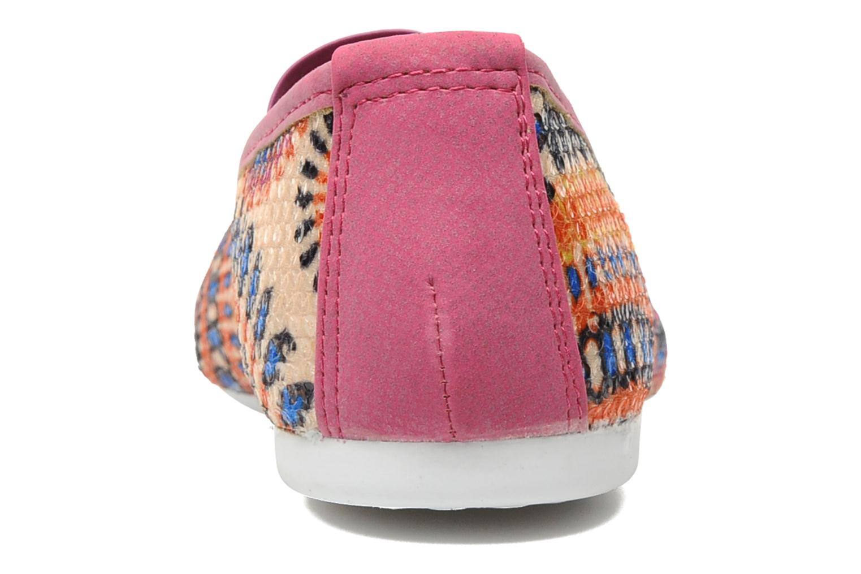 Ballerines I Love Shoes Jinès Multicolore vue droite