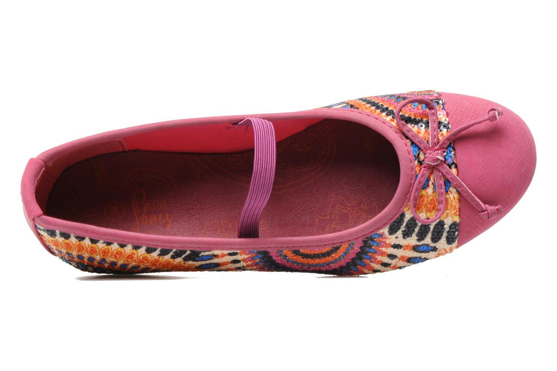 Ballerinas I Love Shoes Jinès mehrfarbig ansicht von links