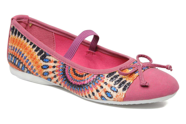 Ballerines I Love Shoes Jinès Multicolore vue détail/paire
