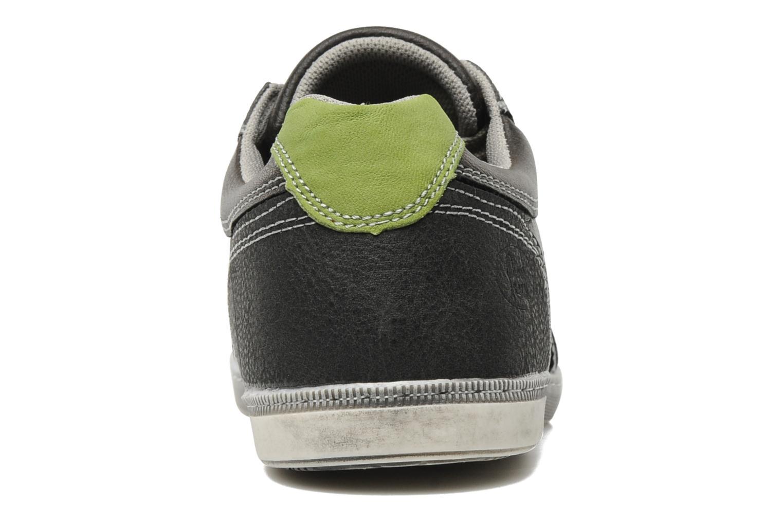 Baskets I Love Shoes Jugo Gris vue droite