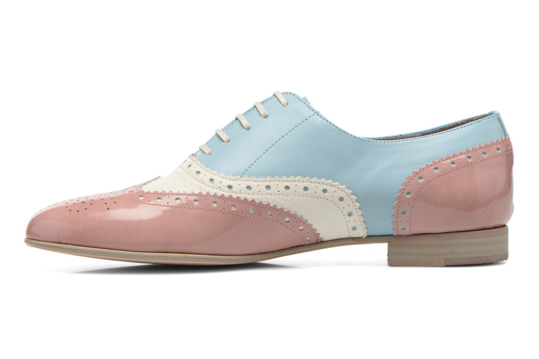 Chaussures à lacets Georgia Rose Paralia Multicolore vue face