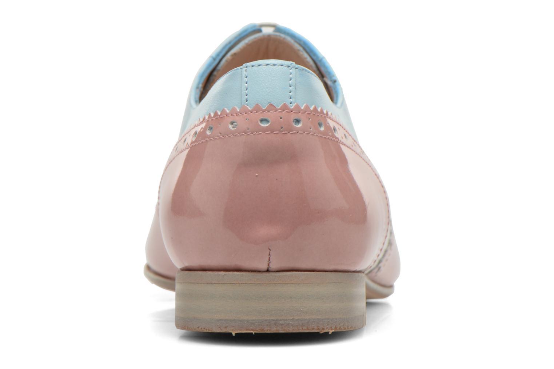 Chaussures à lacets Georgia Rose Paralia Multicolore vue droite