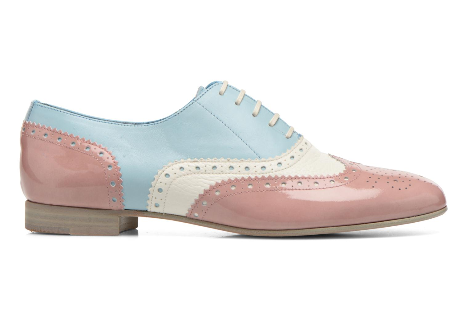 Veterschoenen Georgia Rose Paralia Multicolor achterkant