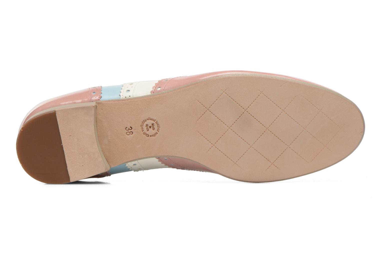 Chaussures à lacets Georgia Rose Paralia Multicolore vue haut