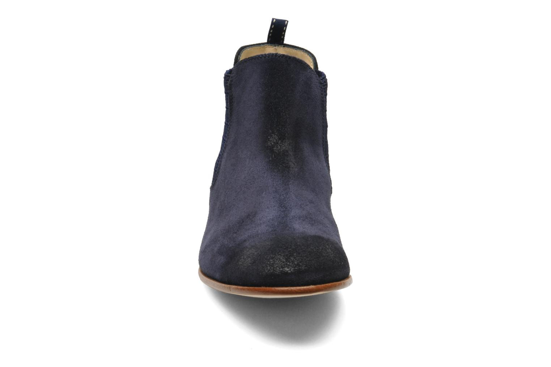 Stiefeletten & Boots Georgia Rose Parva blau schuhe getragen