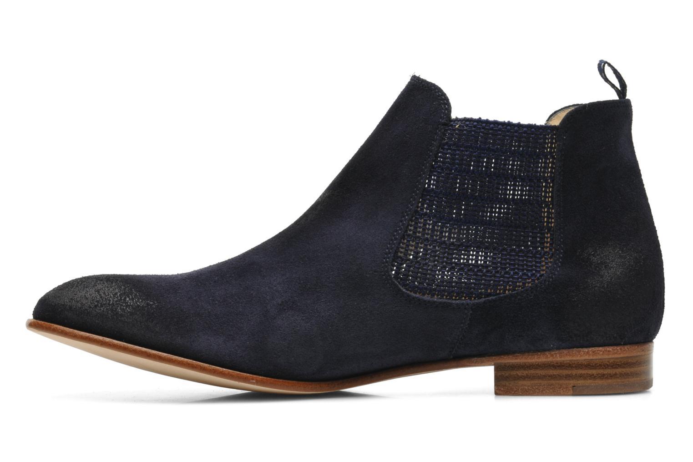 Stiefeletten & Boots Georgia Rose Parva blau ansicht von vorne
