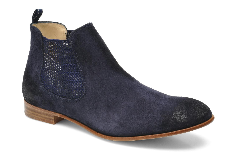 Boots en enkellaarsjes Georgia Rose Parva Blauw detail