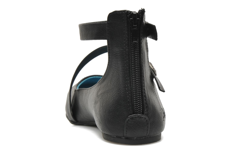 Panton Black old saddle