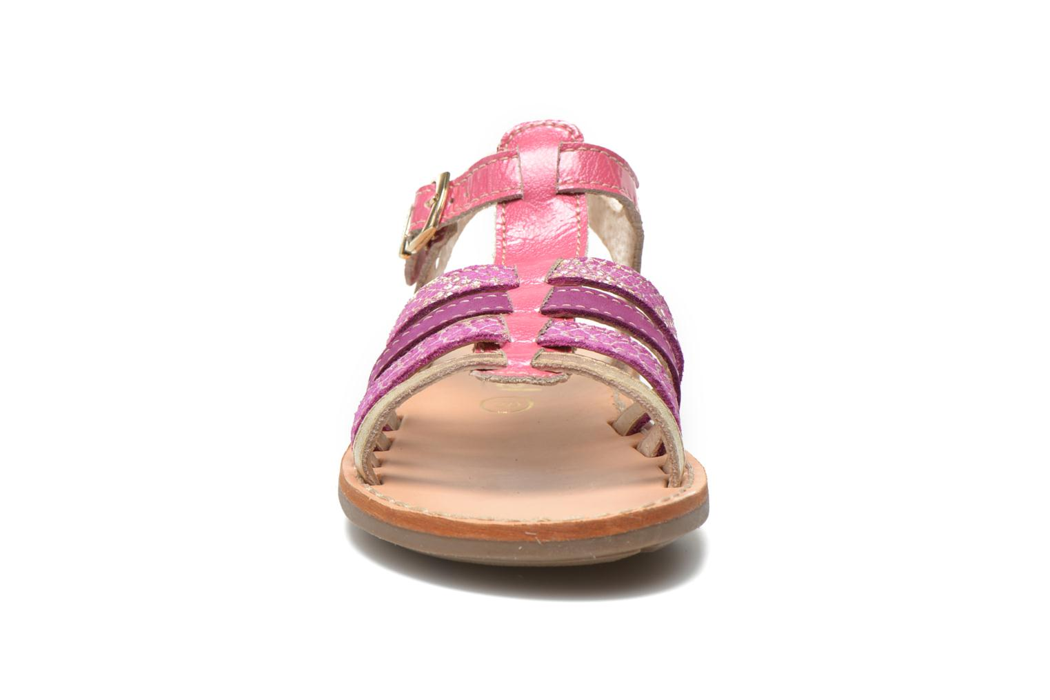 Sandalen Minibel Chana Roze model