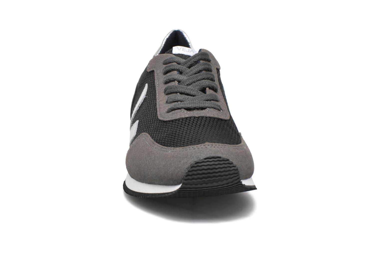 Baskets Veja Arcade W Gris vue portées chaussures