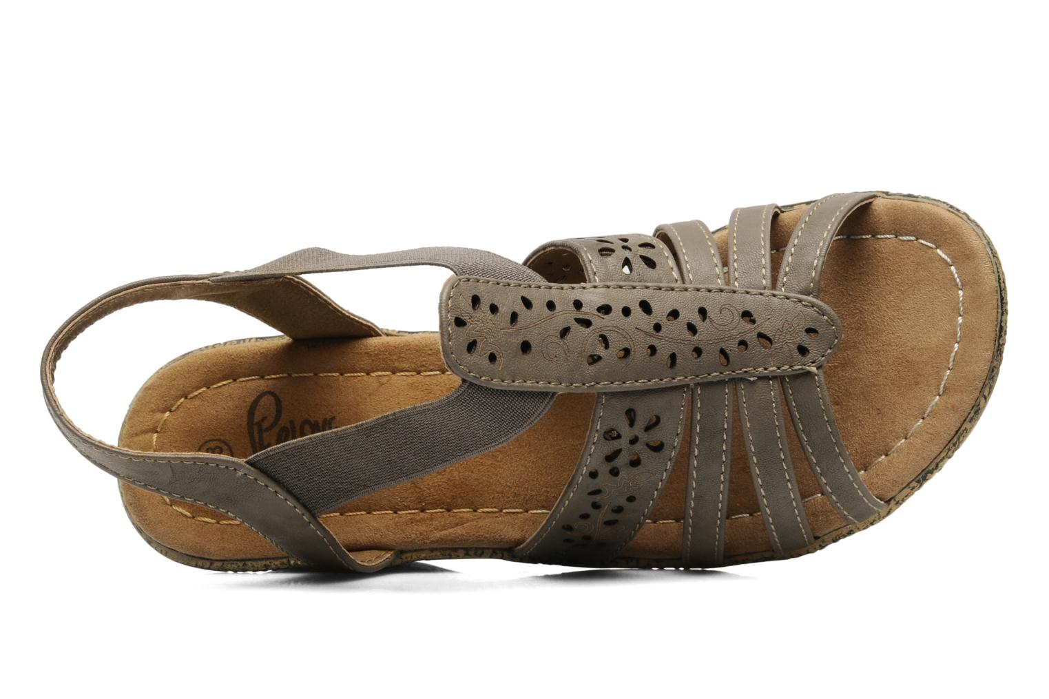 Sandalen I Love Shoes Suzanne Beige links