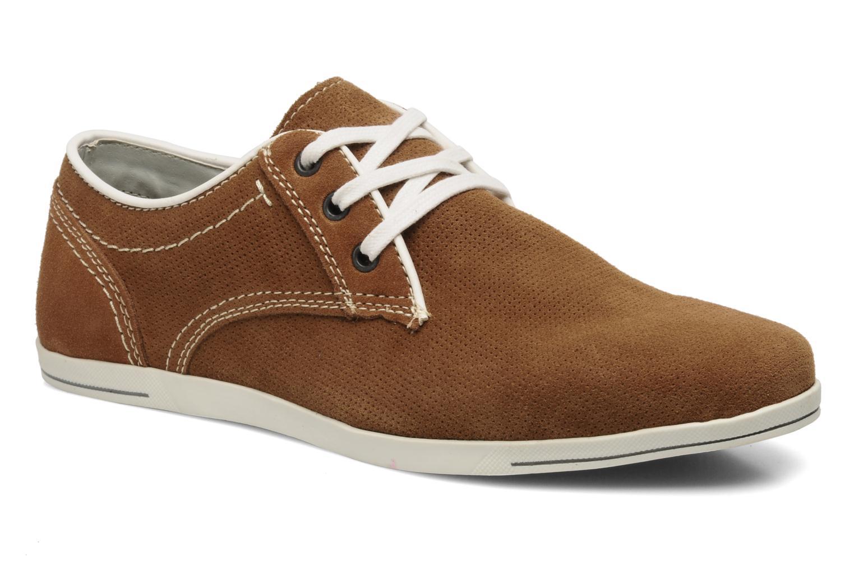 Sneakers I Love Shoes Sukot Bruin detail