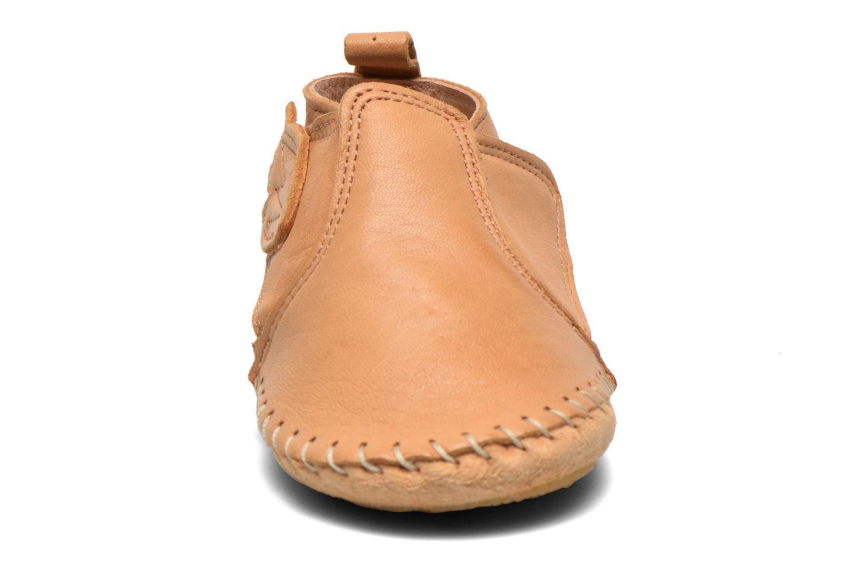 Pantoffels Easy Peasy Bomok Patin Aile Bruin model