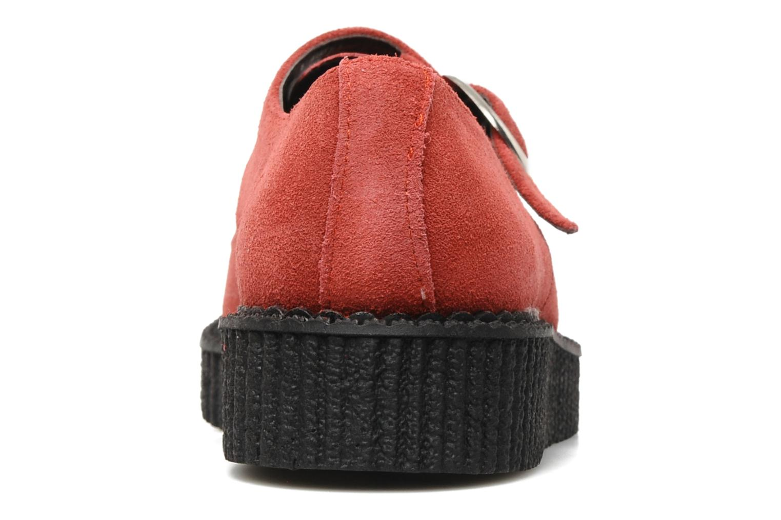 CREEPERS Buccle Red