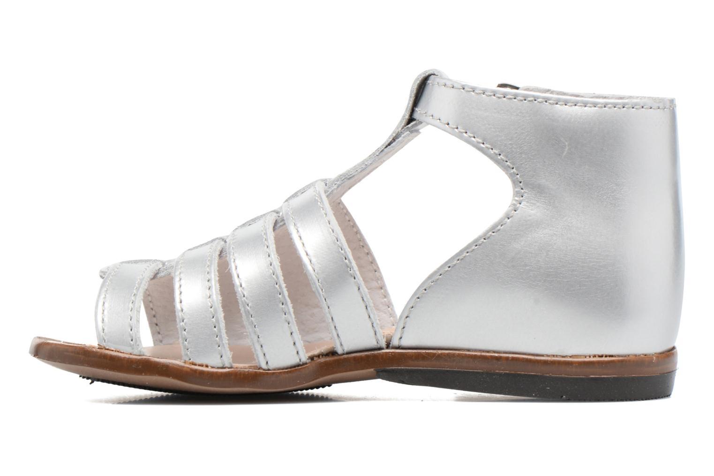 Sandales et nu-pieds Little Mary Hosmose Argent vue face