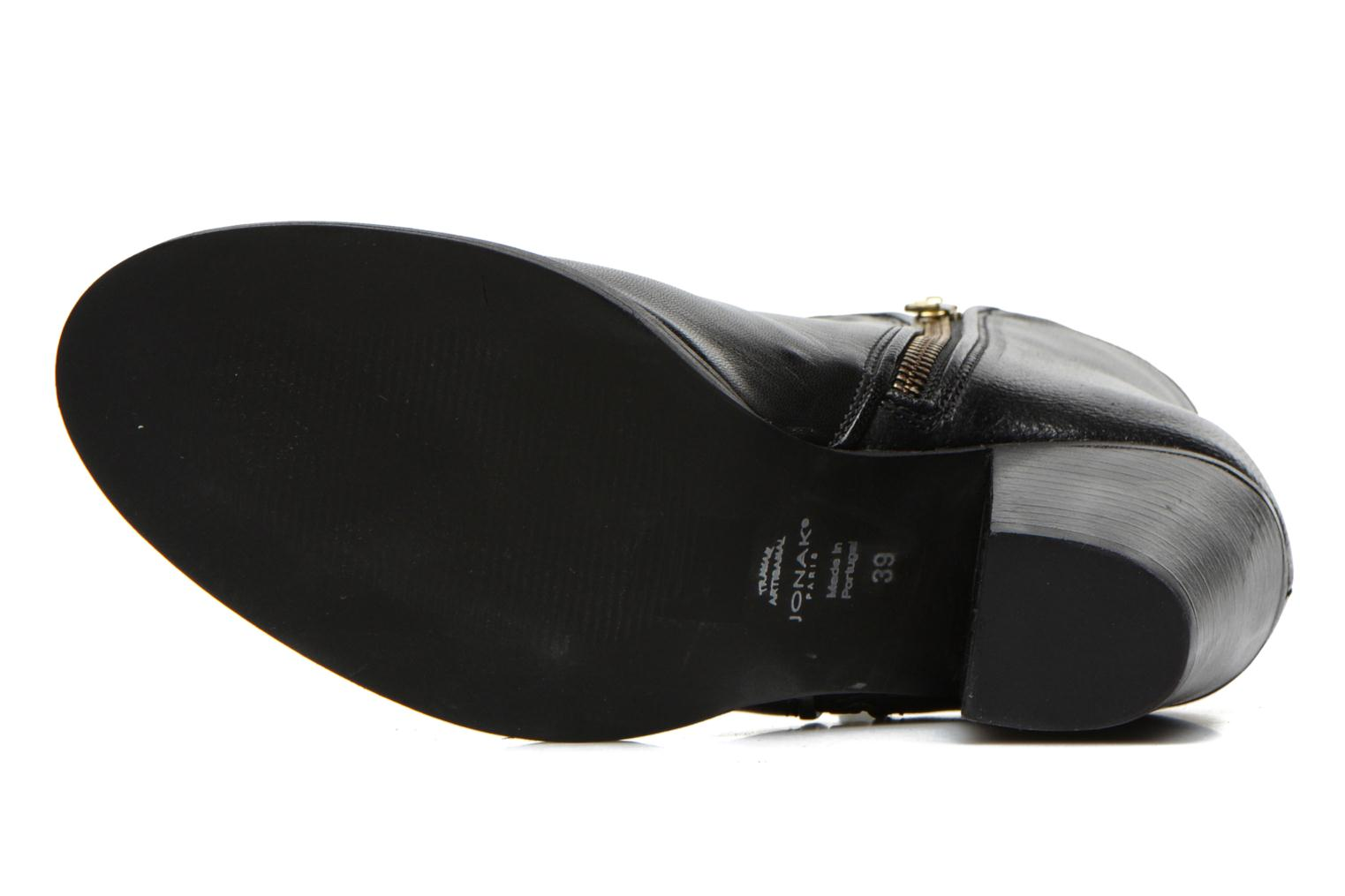 Ankle boots Jonak ANGIE Black view from above