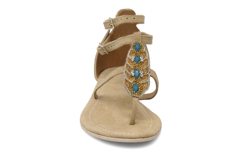 Sandales et nu-pieds Lollipops Olove Me Sandal Beige vue portées chaussures