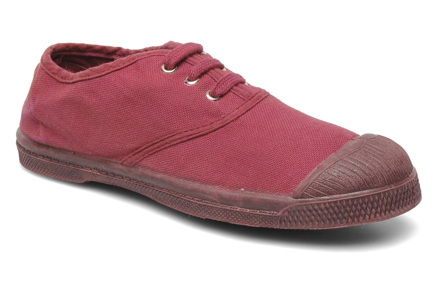 Trainers Bensimon Tennis Colorsole E Pink detailed view/ Pair view