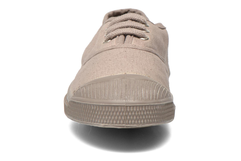 Sneaker Bensimon Tennis Colorsole E grau schuhe getragen