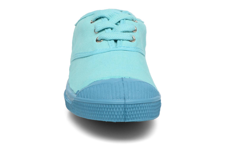 Sneaker Bensimon Tennis Colorsole E blau schuhe getragen