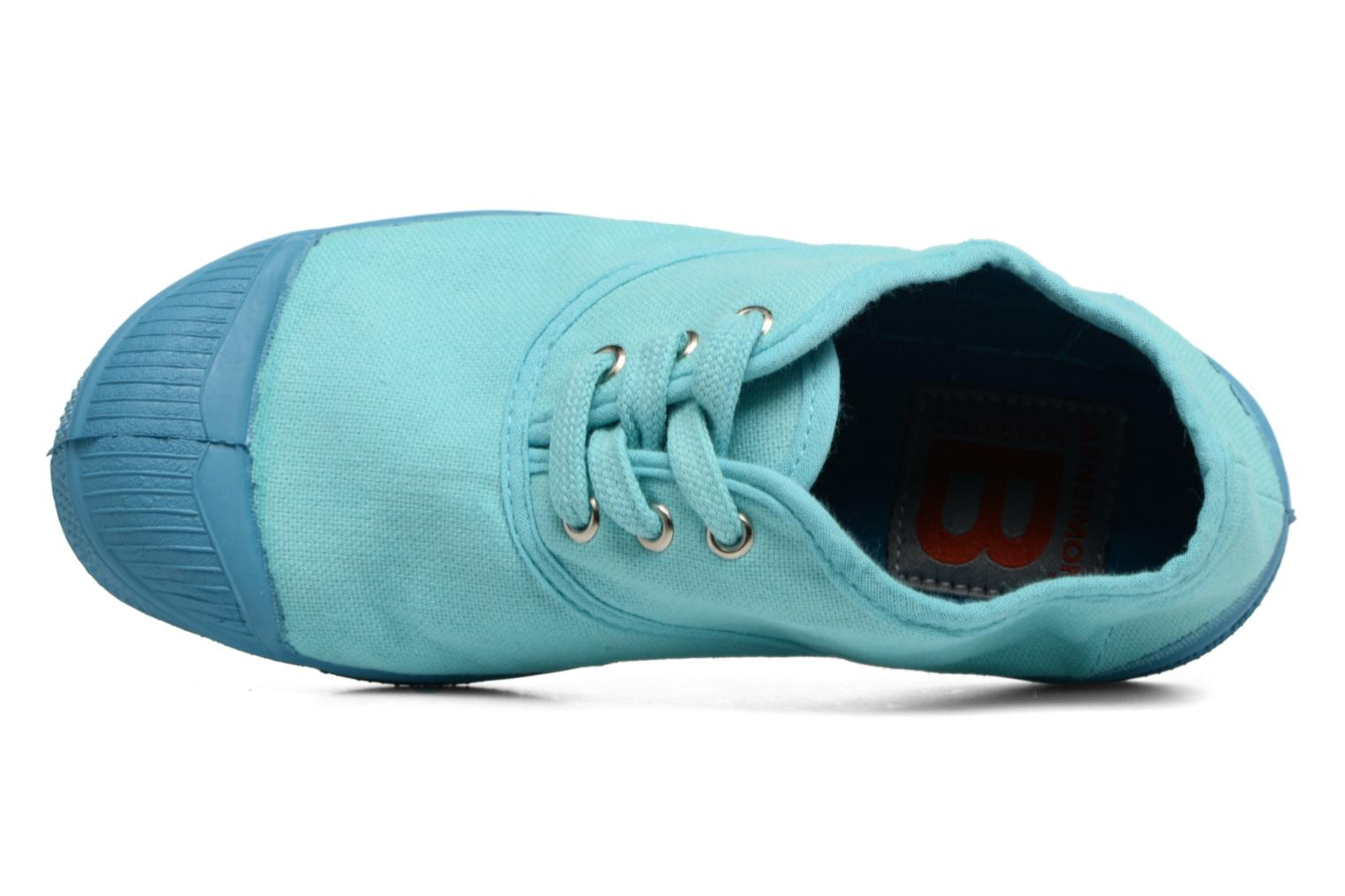 Sneakers Bensimon Tennis Colorsole E Blauw links
