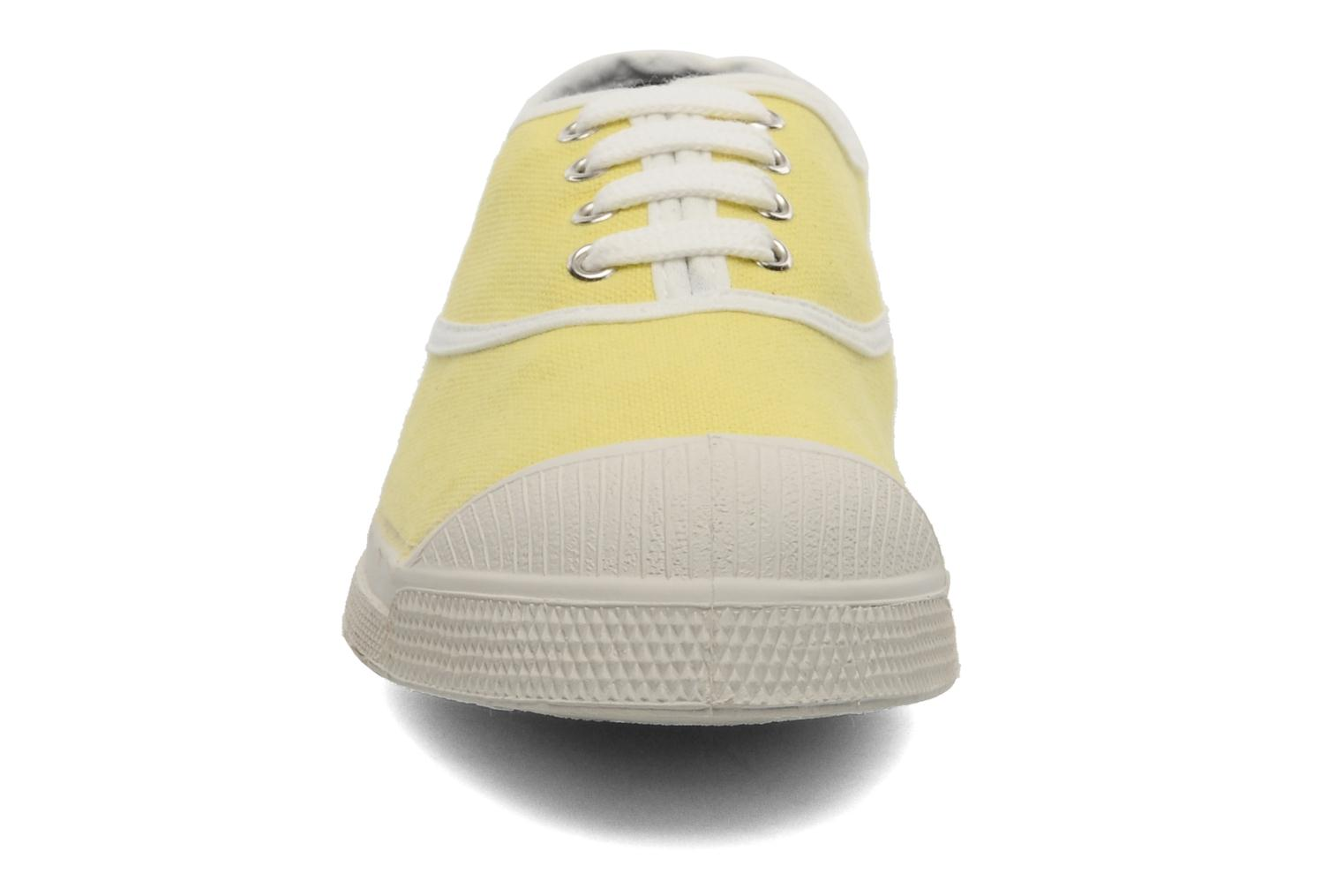 Sneakers Bensimon Tennis Colorpiping E Gul se skoene på