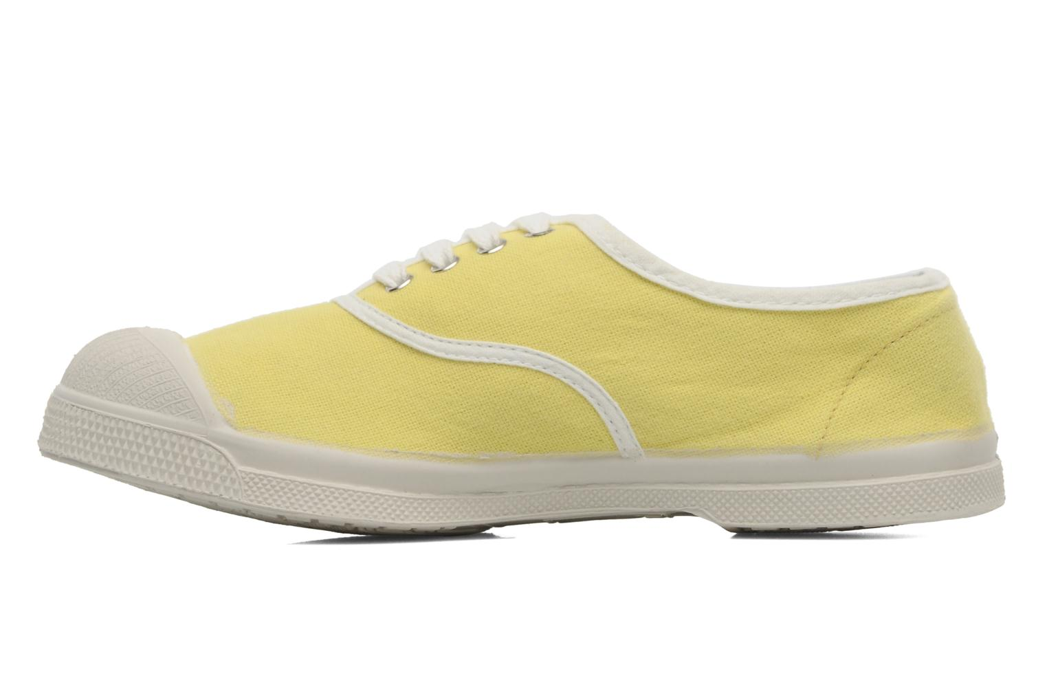 Sneakers Bensimon Tennis Colorpiping E Gul se forfra