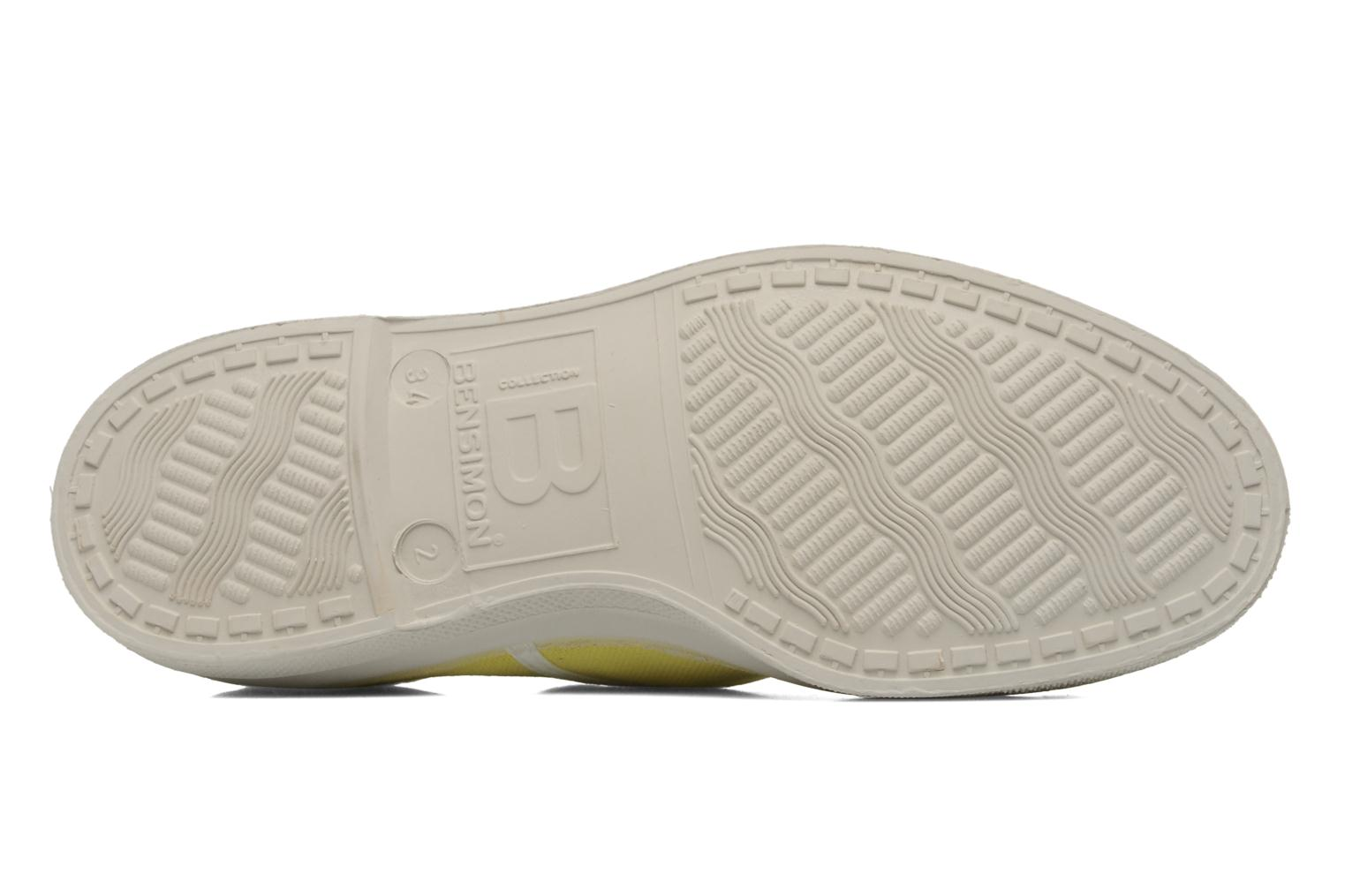 Sneakers Bensimon Tennis Colorpiping E Gul se foroven