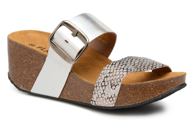 Zapatos promocionales Plakton So Rock (Plateado) - Zuecos   Venta de liquidación de temporada