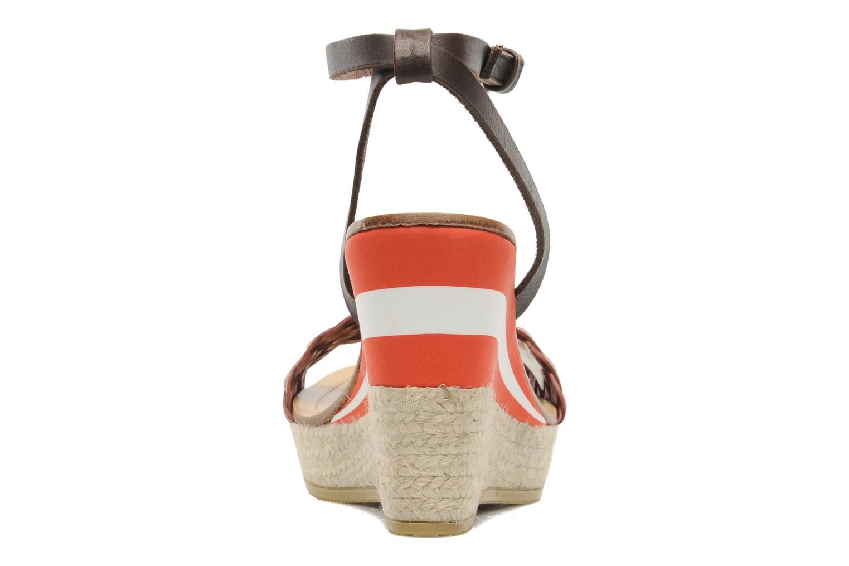 Sandalen U.S Polo Assn. Dora Rood rechts