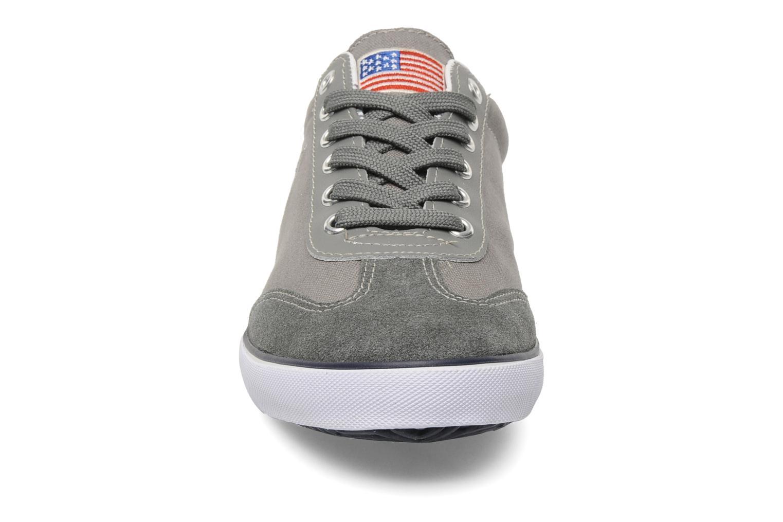 Baskets U.S Polo Assn. Bax Gris vue portées chaussures