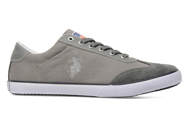 Sneakers U.S Polo Assn. Bax Grijs achterkant