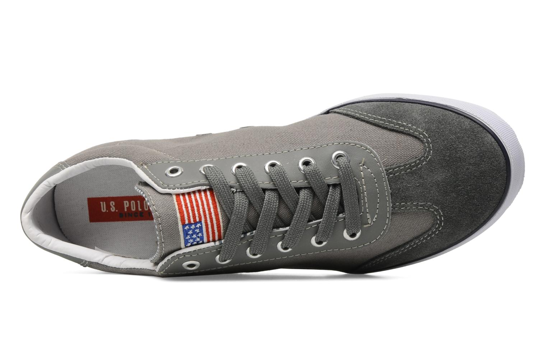 Sneakers U.S Polo Assn. Bax Grijs links