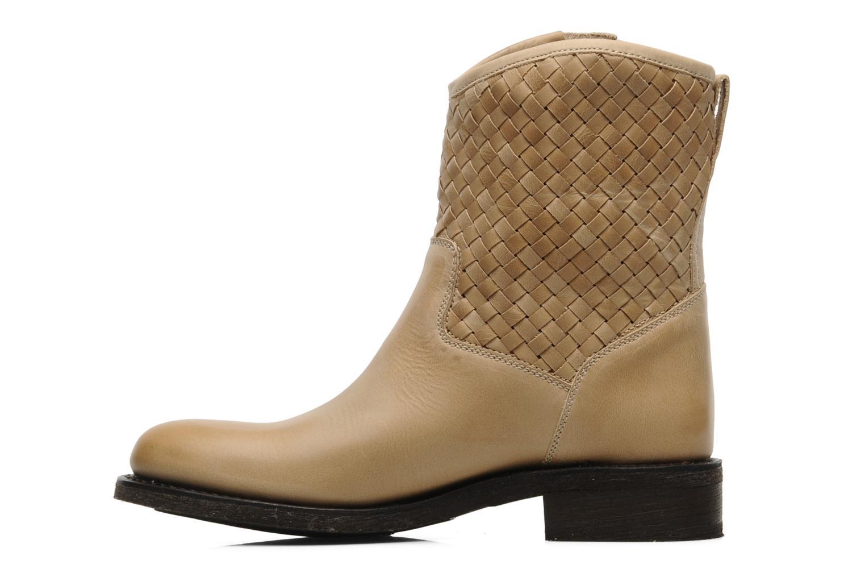 Bottines et boots Sancho Boots Judy Beige vue face