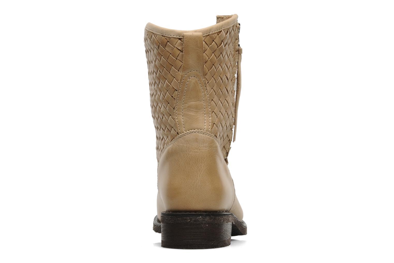 Bottines et boots Sancho Boots Judy Beige vue droite