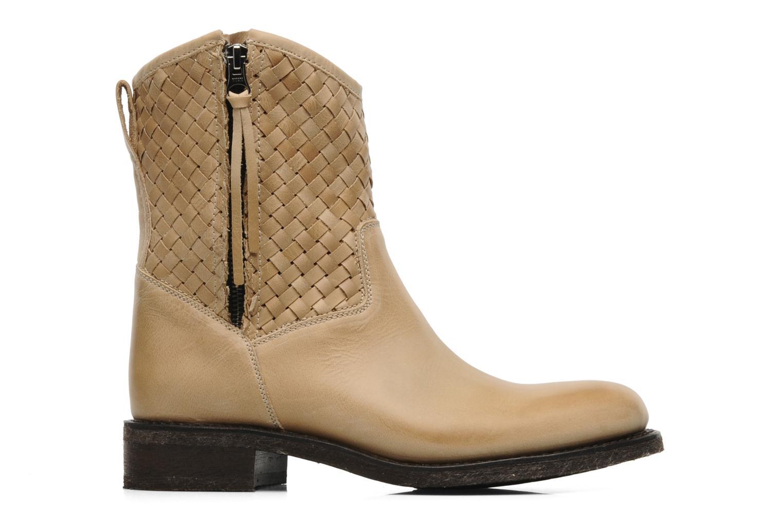 Boots en enkellaarsjes Sancho Boots Judy Beige achterkant