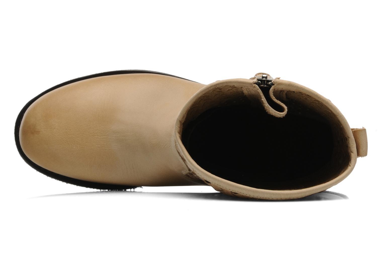Bottines et boots Sancho Boots Judy Beige vue gauche