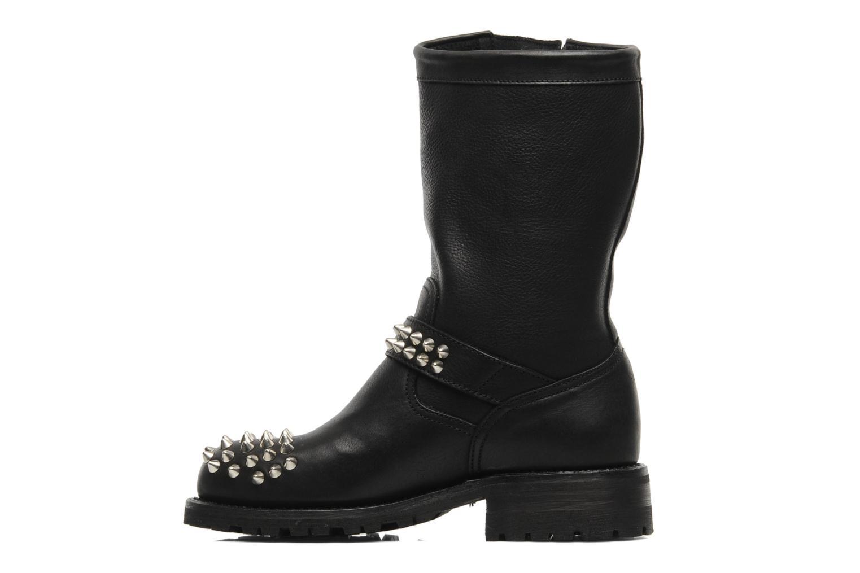 Bottines et boots Sancho Boots Lou Noir vue face