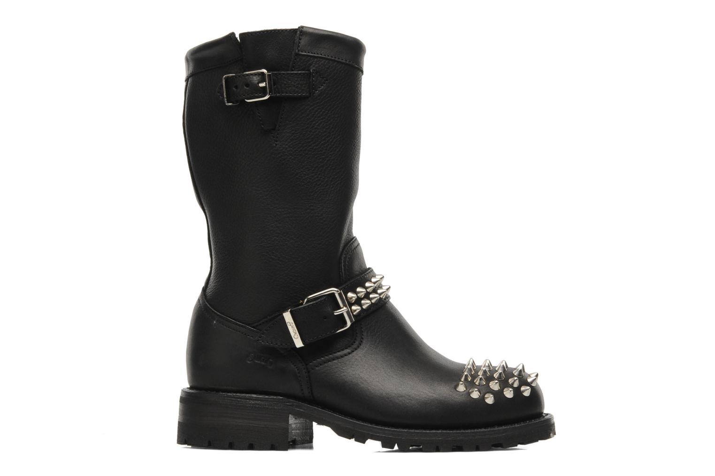 Bottines et boots Sancho Boots Lou Noir vue derrière