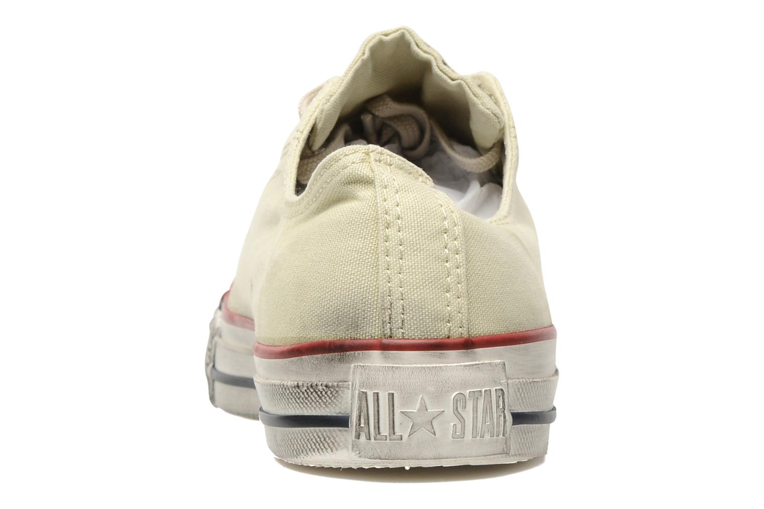 Chuck Taylor All Star Fashion Washed Ox M Natural