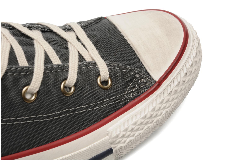 Baskets Converse Chuck Taylor All Star Fashion Washed Hi W Gris vue 3/4