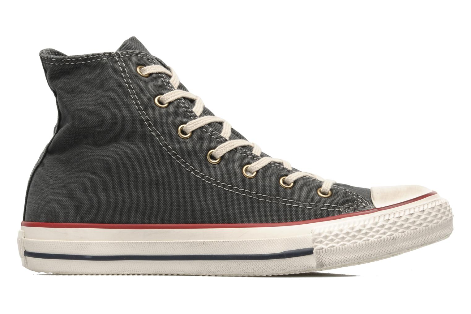 Sneakers Converse Chuck Taylor All Star Fashion Washed Hi W Grijs achterkant