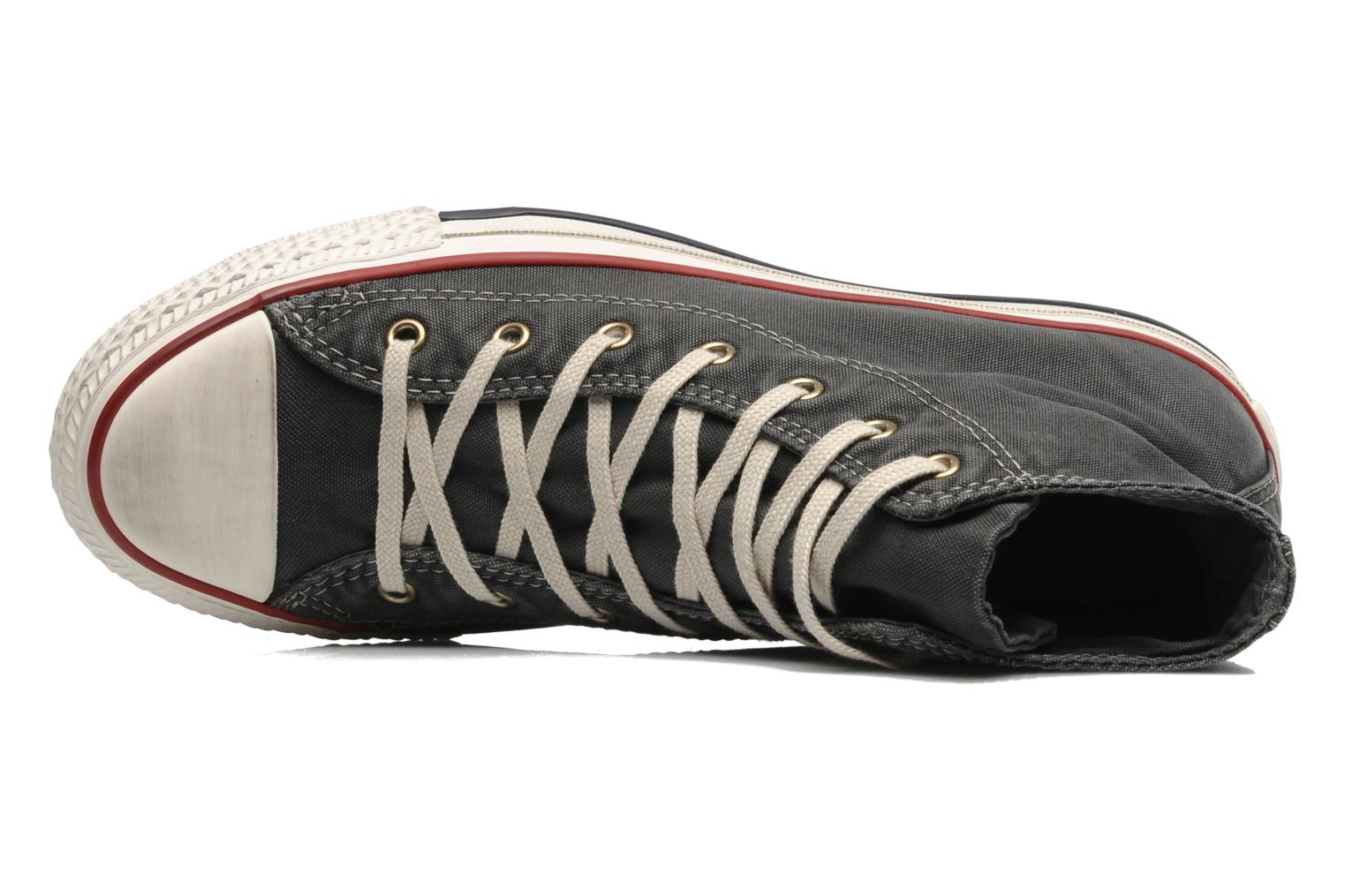 Sneakers Converse Chuck Taylor All Star Fashion Washed Hi W Grijs links