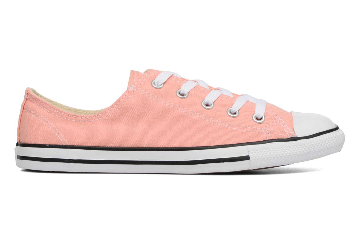 Trainers Converse All Star Dainty Canvas Ox W Pink back view