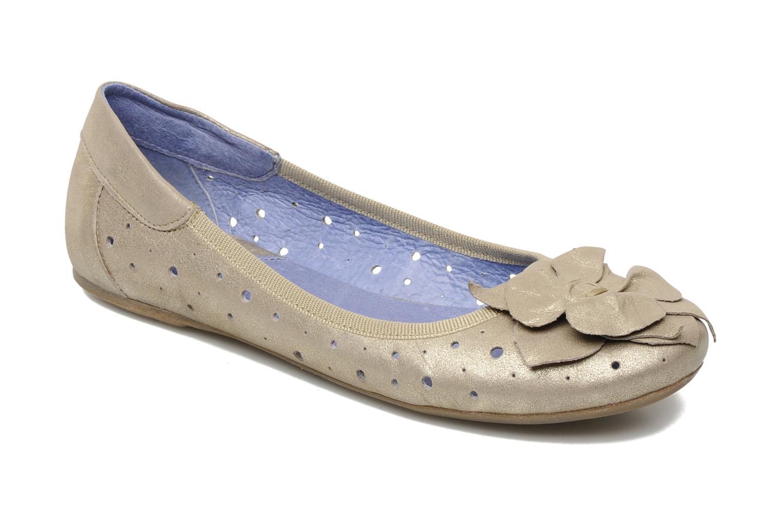 Marques Chaussure femme Khrio femme Telle polvere platino (doré)