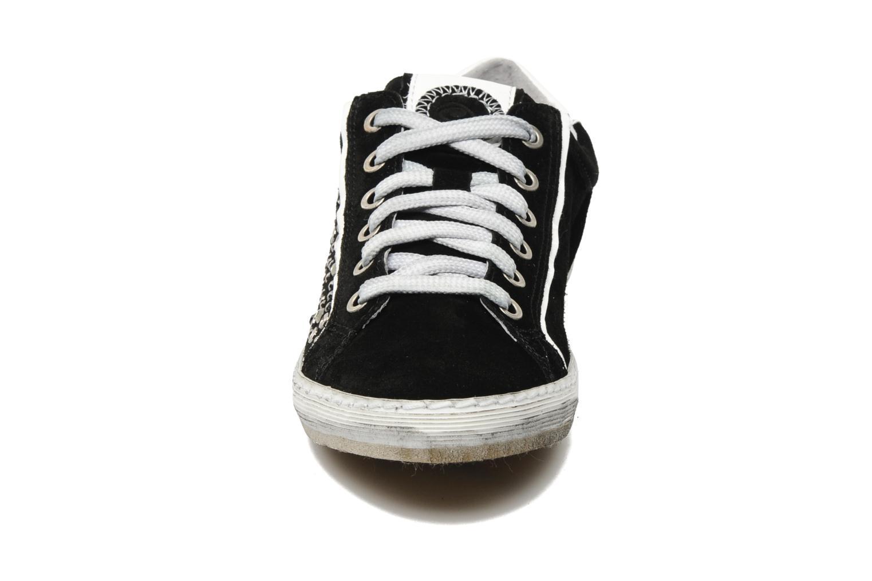 Baskets Khrio Bayol Noir vue portées chaussures