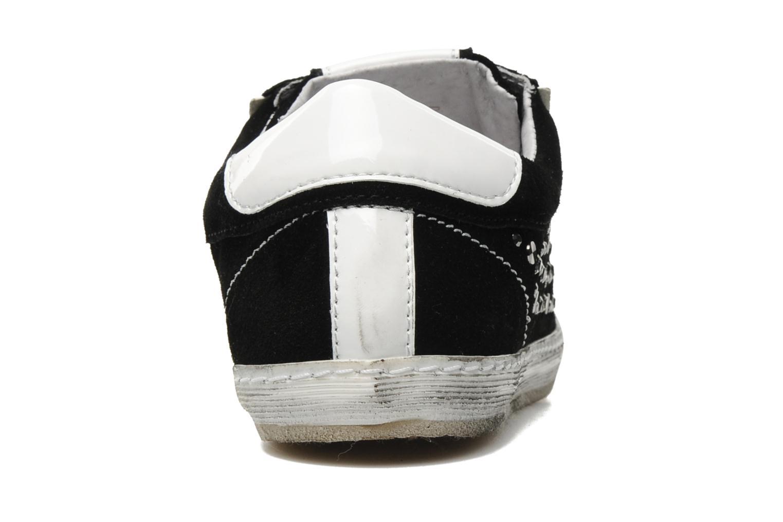 Baskets Khrio Bayol Noir vue droite