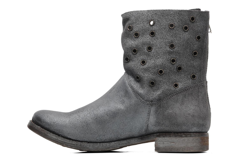 Bottines et boots Khrio Gaba Gris vue face