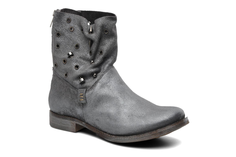 Bottines et boots Khrio Gaba Gris vue détail/paire