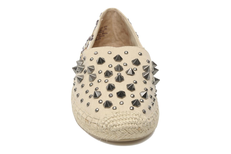 Espadrilles Sam Edelman Linsley Beige vue portées chaussures